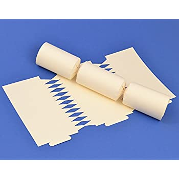 12 jet black make fill your own cracker boards diy christmas 12 ivory make fill your own cracker boards diy christmas cracker crafts solutioingenieria Gallery