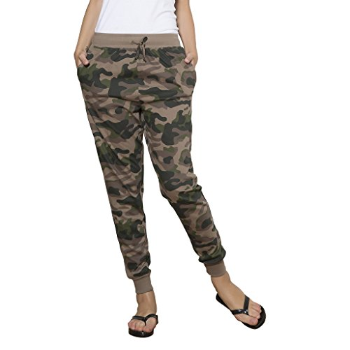 Clifton-Womens-Army-Ribbed-Track-Pant-Walnut