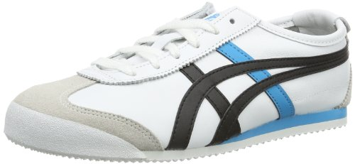 Onitsuka Tiger Mexico 66 Sneakers, Unisex Adulto Bianco (White)