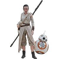 Star Wars - Rey & Bb-8, set de 2 figuras, 28 y 11 cm (Sideshow Collectibles SIDSW902612)