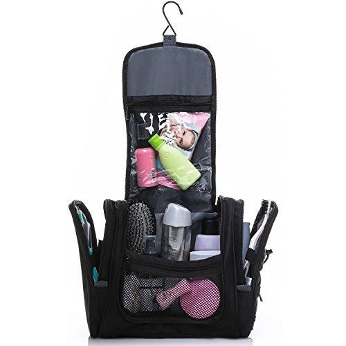 ord.nung Kulturbeutel Kulturtasche zum Aufhängen | Reisetasche Kosmetiktasche wasserfest | Entspanntes Reisen