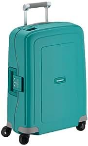 Samsonite S'Cure Spinner 55/20 Koffer, 55cm, 34 L, Aqua Blue