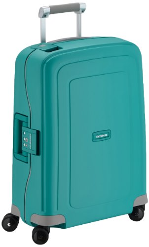 Samsonite - S'cure Spinner 55 cm, Azul (AQUA BLUE)
