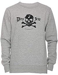Erido Dies Irae Skull   Bones - The Soundtrack Show Unisexe Homme Femme  Sweat-Shirt Jersey Pull-Over Gris Toutes… 5813b14b89ef