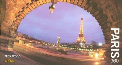 360° Paris : Edition anglaise