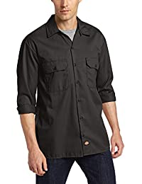 Dickies Herren Freizeithemd Long/S Work Shirt