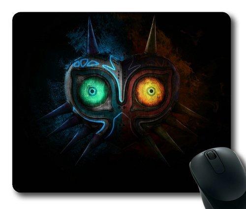 Preisvergleich Produktbild ccouqi Video Spiel The Legend Of Zelda Maiora 's Mask Qualität dicken Gummi Speed Gaming Mauspad Pad weich Komfort