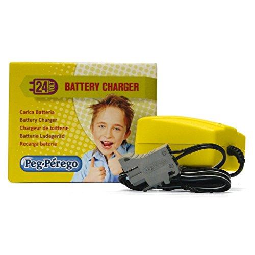 Peg Perego - Kit Caricabatterie, 24 V, 1 A