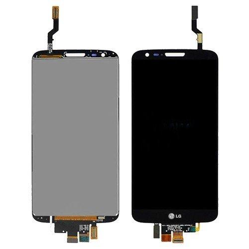 SKILIWAH® eue Schwarz für LG G2 D802 (Vollständiger LCD-Display, Touch Screen Digitizer, Reparatur Werkzeug (Lg G2 Display Lcd Austausch)