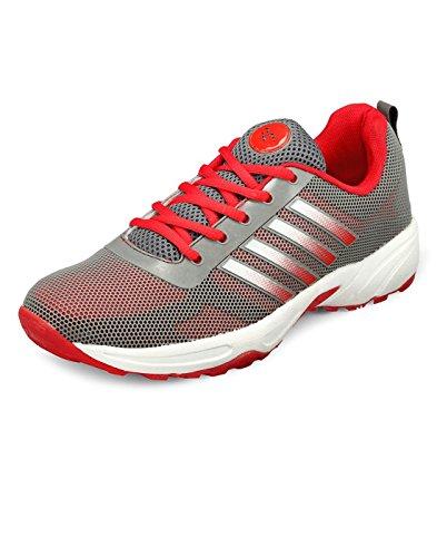 Yepme Men's Multi-coloured Pu Sports Shoes