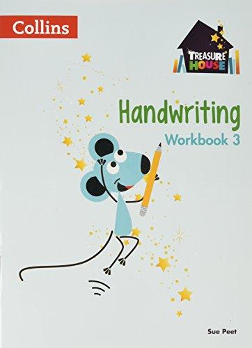Handwriting Workbook 3 (Treasure House)