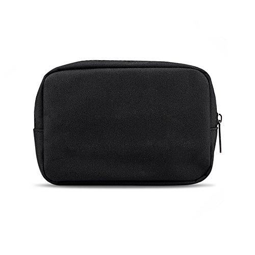 ercentury Universal Elektronik/Zubehör Weiche Tragetasche Tasche, langlebig und leicht, geeignet für ausgangdatei, Business, Reisen und Kosmetik Kit -