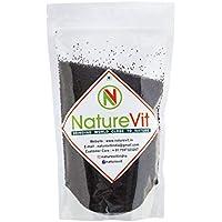 NatureVit Basil Seeds - 400g (Tukmariya)