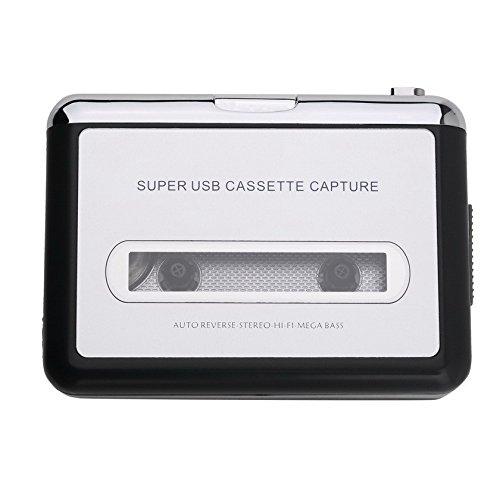 Tragbare Cassette auf PC Super-USB-Cassette-to-MP3-Converter Capture Super Audio Converter