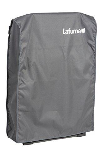 Lafuma LFM2727, Cubierta para Tumbonas, Antracita, 72 x 90 x 20 cm, Gris