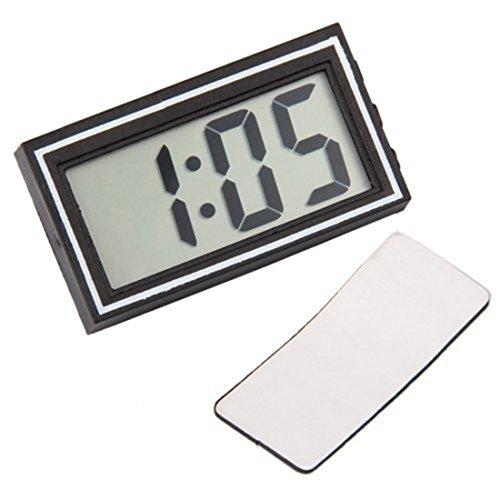 Preisvergleich Produktbild Digital Lcd Auto Armaturenbrett Schreibtisch Datum Zeit Kalender Taktgeber Miniauto LKW elektronische Qualität