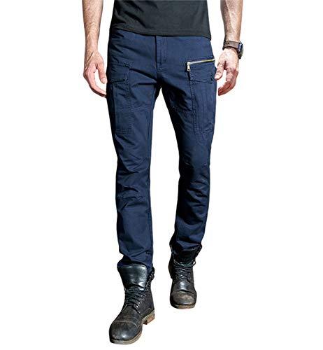 Superora Pantalones de Carga Pantalón Laboral Tácticos para Hombre de Trabajo Senderismo...