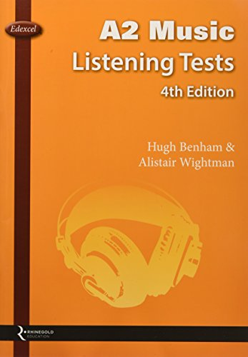Edexcel: A2 Music Listening Tests (4th Edition)