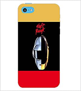 PrintDhaba Quote D-3194 Back Case Cover for APPLE IPHONE 5C (Multi-Coloured)
