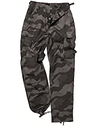 Pantalon US Type BDU Ranger - Splinter camo