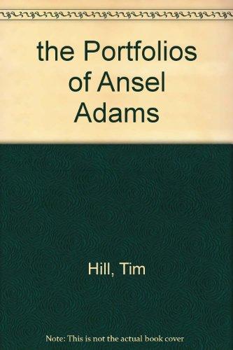 Ansel Adams-portfolio (the Portfolios of Ansel Adams)