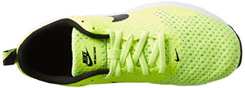 Nike Air Max Tavas Fb (Gs), Chaussures de Running Entrainement Garçon Amarillo (Volt / Black-Pink Blast-Total Orange)