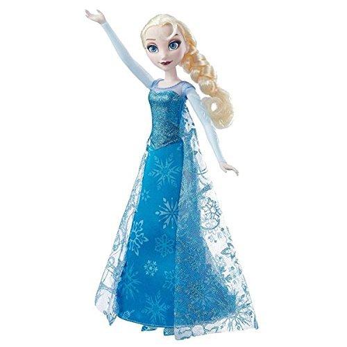 Frozen - Muñeca Elsa canta y brilla (Hasbro)