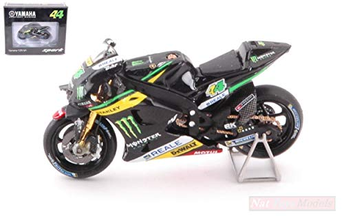 Spark Model M43052 Yamaha YZR M1 N.44 P.ESPARGARO 4th Race 2 Assen GP
