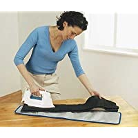 Portable Table Top Ironing Blanket - Pad For Trousers - Iron almost anywhere