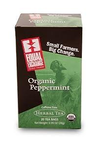 Equal Exchange Herbal, Peppermint Tea (6/20 BAG)