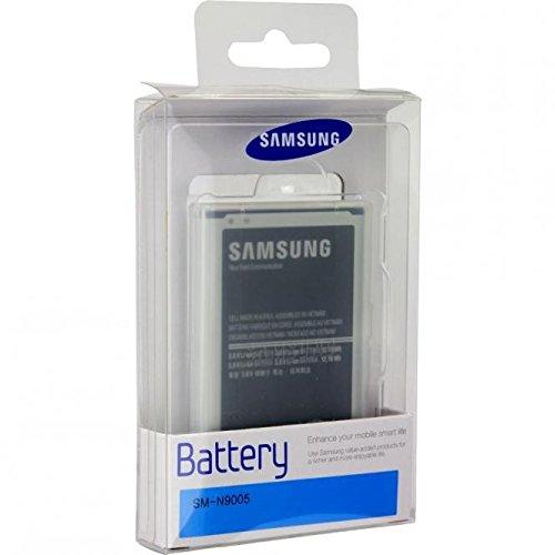 Batteria di ricambio originale per Samsung Note 3 SM-N9000/SM-N9002/SM-N9005 EB-B800BEBECWW