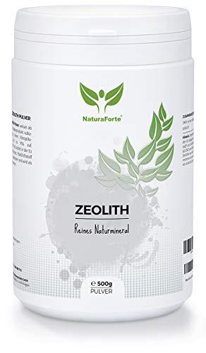 NaturaForte Zéolite Clinoptilolite 500g Pure sans additifs