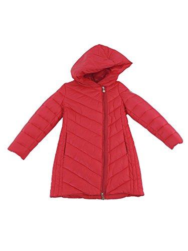 Liu Jo piumino bambina cappuccio tinta unita padded jacket K65052 (4A, FUCSIA)