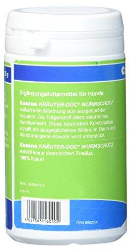 Canina Kräuter-Doc Wurmschutz, 1er Pack (1 x 0.025 kg) - 4