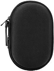 Taidda Bluetooth Speaker Bag, Durable Sturdy Lightweight Anti-Impact Hard Bluetooth Speaker Bag Built-In Mesh