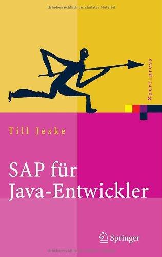 SAP für Java-Entwickler: Konzepte, Schnittstellen, Technologien (Xpert.press)