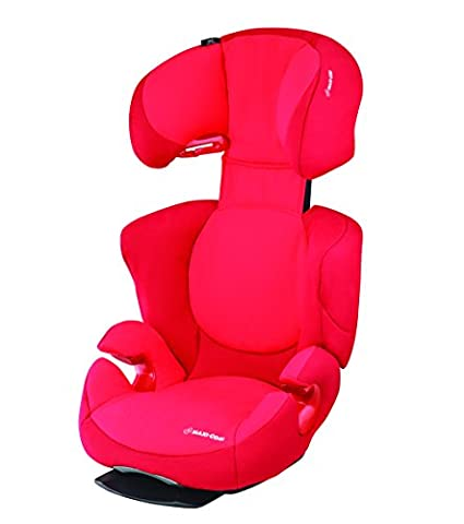 Maxi-Cosi Rodi AirProtect Kindersitz Gruppe 2/3 (15-36 kg), Kinderautositz, rot (Kindersitz Rodi)