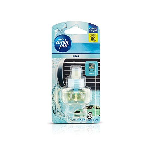 Ambi Pur Aqua Car Air Freshener Refill (7.5 ml)