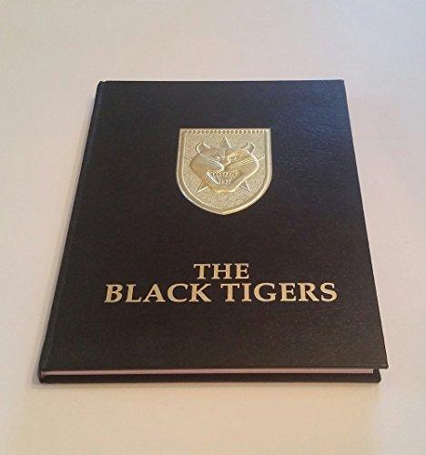Price comparison product image The Black Tigers: Elite Vietnamese Rangers & Their American Advisors