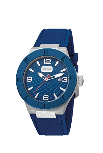 Just Cavalli JC1G017P0025 Rock Men's Blue Watch