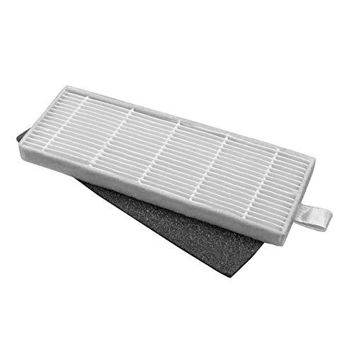vhbw Filter Set iLife A4, A4s, A6 fur Saugroboter Hepa-Filter Schaumstoff-Filter