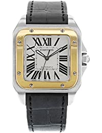 03e072bf6b3a4 Amazon.es  Cartier Santos de Cartier - Incluir no disponibles  Relojes