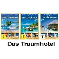 Das Traumhotel - Sammelbox 1/2/3-Set [15 DVDs]
