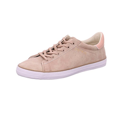 Lace Astro Old Dark Sneaker Up Damen Esprit Pink