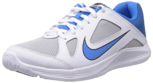 Nike , Baskets pour homme gris - Gris / Blanco / Azul