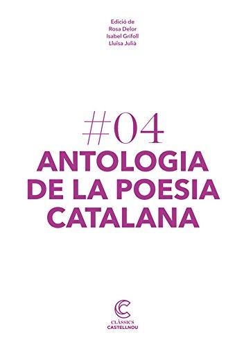 Antologia de la poesia catalana proposa al lector un viatge a través de la producció poètica en llengua catalana des dels orígens fins a l'actualitat. Després d'una etapa inicial dedicada als trobadors, que componen en occità, el recorregut literari ...