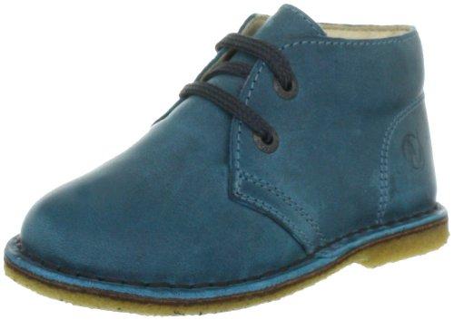 Naturino 4528 200627002, Chaussures à lacets mixte enfant Bleu (Bleu-TR-H5-227)