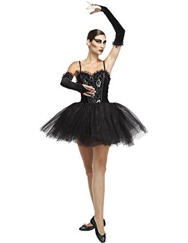 Gruftie Ballerina Halloween Kostüm Small