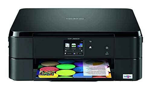 Brother DCP-J562DW Multifunktionsdrucker Tintenstrahl mit Scan/Copy-Funktion (Zertifiziert und Generalüberholt)