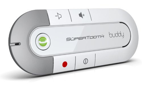 SuperTooth BTBUDDYWH Buddy Bluetooth Headset